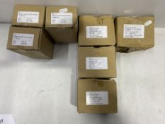 7 x Boxes Of Various Sized Unbranded Screws