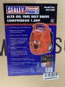 Sealey Compressor | SAC106B | RRP £164