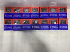14 x Boxes Of Fixings & Fasteners General Purpose Screws
