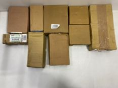 9 x Boxes Of Various Perry Accessories