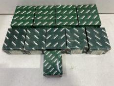 10 x Boxes Of Various Timber Mate Woodscrews | 200 per box