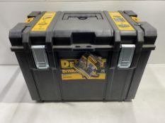 DeWalt Case for DCK264P2 18V XR Brushless Nail Gun Twin Kit T-STACK | Case Only! | Nail Guns Not Inc