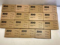 15 x Zoo Hardware Sash Locks | ZUKS64EPSS | Total RRP £162