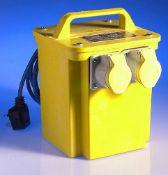 Briticent Site Electrics Portable Transformer