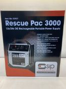 SIP 3000 Rescue Pac Charger