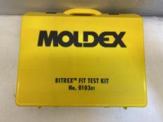 Moldex Bitrex Fit Testing Kit | MOL10301 | RRP £177