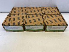 6 x Boxes Of Zoo Hardware Signage | ZSS09SS | 20 pcs Per Box