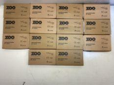 14 x Zoo Hardware Sash Locks | ZUKS64EPSS | Total RRP £152