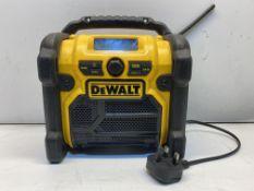DeWalt Compact Jobsite Radio | DCR019-GB | RRP £131.00