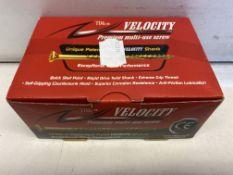 9 x Timco Velocity Premium Multi-Use Screws