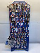 Asec Key Cutting Board With Key Blanks