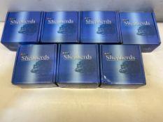 7 x Boxes Of Shepherds Indicator Bolts | 5 pcs Per Box