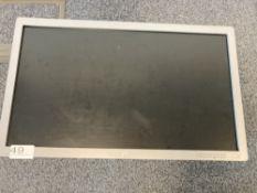 HP EliteDisplay E271i 27in flat screen display