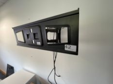 B-Tech Audio BT8221 36k max Flat screen monitor bracket