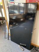 "NEC E585 58"" screen LED-lit monitor with remote control"