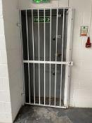 Metal Fire Door Security Bar | 112cm x 205cm