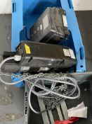 Link Control 22-1302 Electric Shutter Motor/Override w/ Control Panel