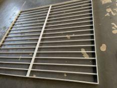 Metal Window Security Bar | 215cm x 120cm