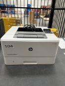 HP LaserJet Pro M402dne A4 Mono Laser Printer