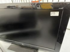 LG 37LG5000 Full HD Freeview LCD Television | ** NO REMOTE **