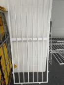 2 x Metal Window Security Bars | 200cm x 76cm