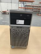 HP Proliant ML310e Gen 8 Server Unit | Intel 3.3Ghz