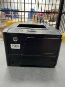 HP LaserJet Pro 400 M401dne Series A4 Mono Laser Printer