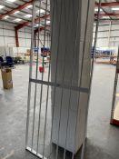 2 x Metal Window Security Bars | 92cm x 214cm