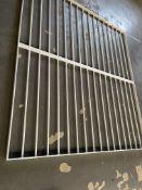 2 x Metal Window Security Bars | 253cm x 181cm
