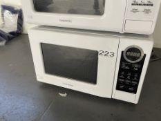 Daewoo 750w Microwave