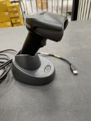 Honeywell 1902GSR-2 USB Barcode Scanner w/ Docking Station