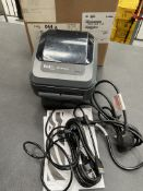 Zebra ZP505 Desktop Barcode/Label Printer w/ Power Lead