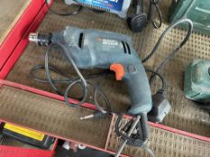 Black & Decker CD200 Corded Hammer Drill