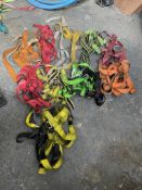 10 x Various Safety Harnesses