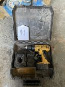 Dewalt Power Drill w/ Case