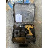 Dewalt Power Drill w/ Case