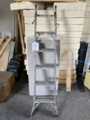 Unbranded 5 Tread Aluminium Step Ladder