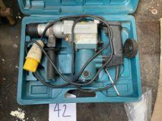 Makita 66058C Rotary Hammer Drill w/ Case