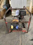 Unbranded Gasoline Generator w/ Honda GX340 4 Stroke Engine