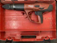 Hilti DX460 Automatic Nail Gun w/ Case