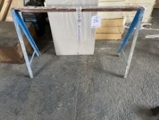 4 x Various Trestle Stands