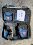 Bosch GSR 10.8 Professional Cordless Drill Driver w/ Bag