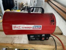 Sealey LP55 Propane Space Heater