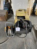 Karcher HDS 557 CI Pressure Washer w/ Hozelock Hosepipe