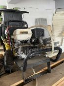 Jetmac Petrol Powered Pressure Washer w/ London 9HP Engine