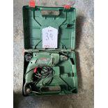 Bosch PSB 650 RE Corded Hammer Drill w/ Case