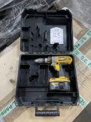 Dewalt DC925 Cordless Impact Drill in Case