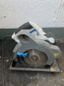 MacAllister MSCS1200 Circular Saw