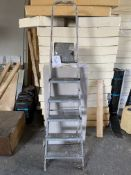 Leifheit 6 Tread Step Ladder