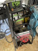 Rockworth Powertask Petrol Power Washer
